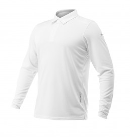 ZHIKDRY LT Long Sleeve Polo - Detailansicht